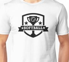 Softball champion Unisex T-Shirt