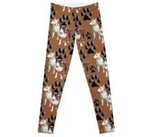 Bull Terrier leggings Leggings