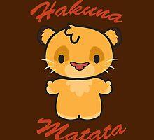 Hakuna MaKitty by weisbatman