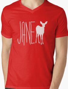 Jane doe - Life is strange Mens V-Neck T-Shirt