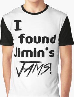 BTS- Jimin's Jams Graphic T-Shirt