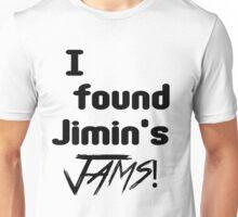 BTS- Jimin's Jams Unisex T-Shirt