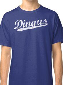 L.A. Dingus - The Blue Crew (White) Classic T-Shirt
