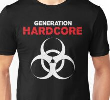 Generation Hardcore Music Quote Unisex T-Shirt