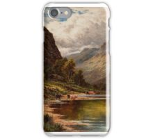 Henry Deacon Hillier - Loch Tay Perthshire iPhone Case/Skin