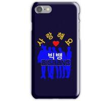㋡♥♫Love BigBang K-Pop Clothing & Stickers♪♥㋡ iPhone Case/Skin