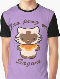 Hello Sagwa Graphic T-Shirt