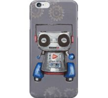 Robot Boomer iPhone Case/Skin