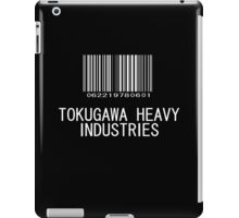 Tokugawa Heavy Industries (White) (Metal Gear) iPad Case/Skin
