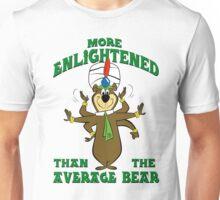 Yogi Bear - More Enlightened Than The Average Bear Unisex T-Shirt