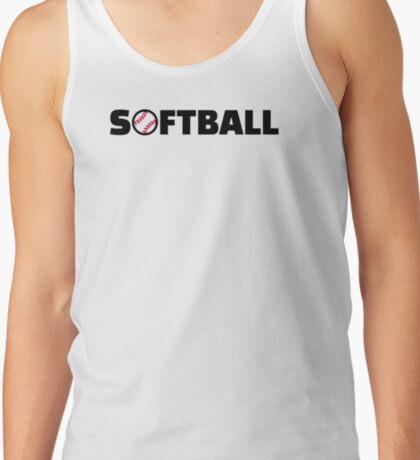 Softball Tank Top