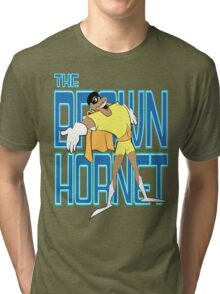 The Brown Hornet Tri-blend T-Shirt