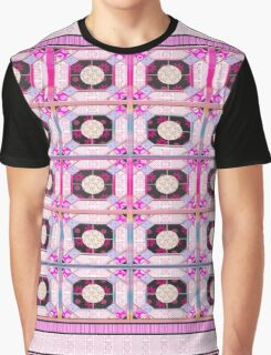 Beautiful cool design square pink  Graphic T-Shirt
