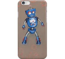 Robot Gauge iPhone Case/Skin