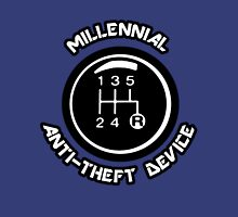 millennial anti theft device Unisex T-Shirt