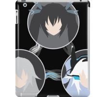 EXE Evolution - Black iPad Case/Skin