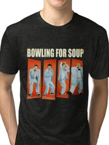 Bowling for Soup Tri-blend T-Shirt