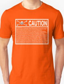 The Hazards of Voting Republican T-Shirt