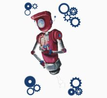 Robot Flash Kids Clothes