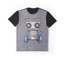 Robot Boomer Graphic T-Shirt