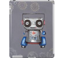 Robot Boomer iPad Case/Skin