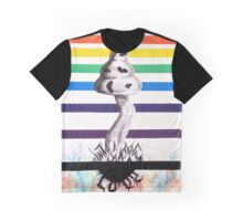 The Love Fungus Graphic T-Shirt