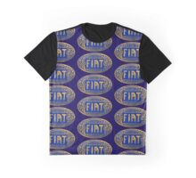 Vintage Fiat of Italy Vintage cars Graphic T-Shirt