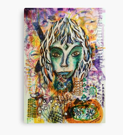 Elf Canvas Print