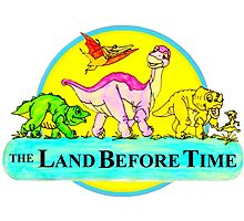 The Land Before Time Photographic Print