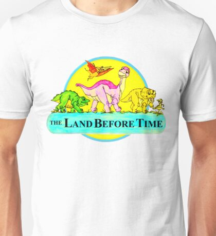 The Land Before Time Unisex T-Shirt
