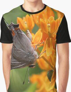 Gray Hairstreak Graphic T-Shirt