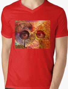 EyeCandy Mens V-Neck T-Shirt