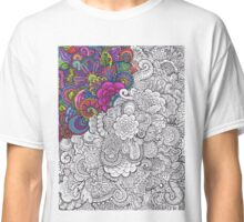 Color in Chaos Classic T-Shirt