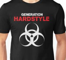 Generation Hardstyle Music Quote Unisex T-Shirt