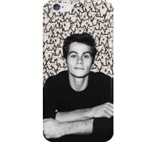 Dylan O'brien Cats iPhone Case/Skin