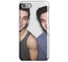 Dolan Twins smileing iPhone Case/Skin