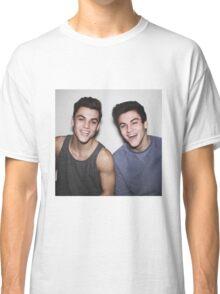 Dolan Twins smileing Classic T-Shirt