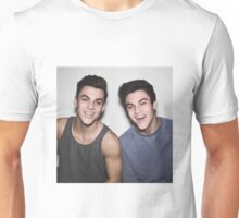 Dolan Twins smileing Unisex T-Shirt