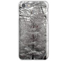 Snow Tree iPhone Case/Skin