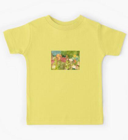 Flower Terrain Kids Tee