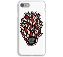 Never In History iPhone Case/Skin