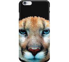 Cougar, puma, jaguar iPhone Case/Skin
