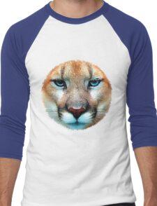 Cougar, puma, jaguar Men's Baseball ¾ T-Shirt