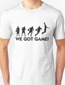 The Evolution of Basketball T-Shirt