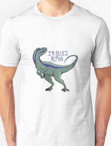 I'm Blue's Alpha T-Shirt