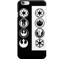 Flags of the Empire & Alliance iPhone Case/Skin