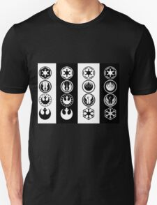 Flags of the Empire & Alliance T-Shirt