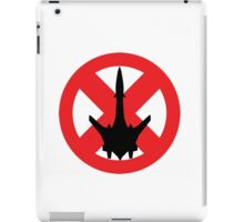 X-Men Blackbird Logo iPad Case/Skin