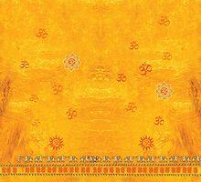 Awaken - Yoga Leggings by Sushila Oliphant
