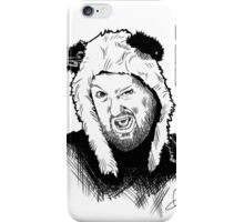 Pandahat iPhone Case/Skin